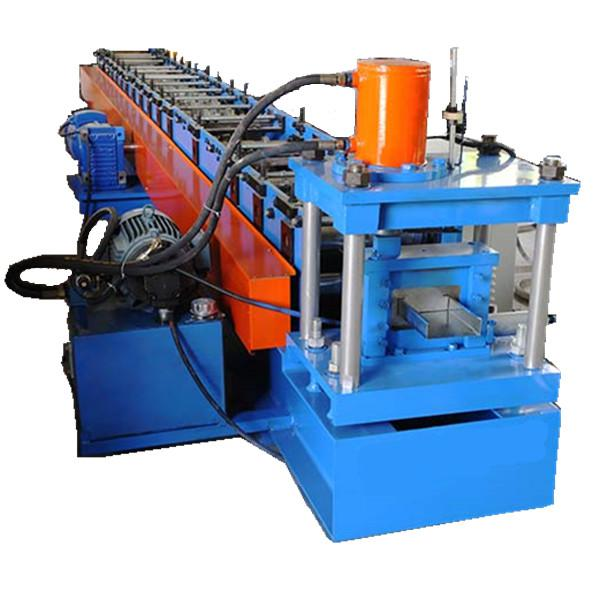 c Shaped Channel Roll Forming Machine