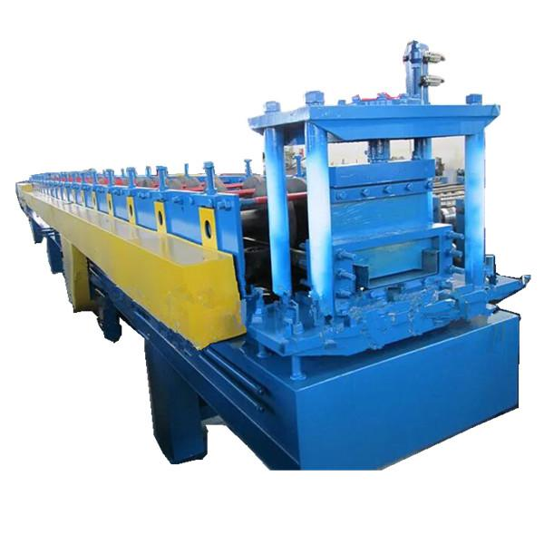 Top Hat Channel / Furring Channel Roof Panel Roll Forming Machine