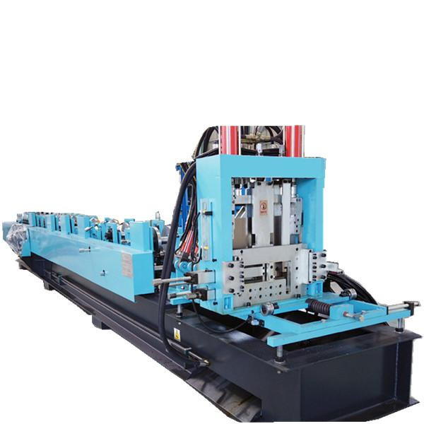 Fully Automatic C Z Purlin Roll Forming Machine